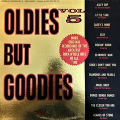 Çeşitli Sanatçılar / Oldies But Goodies Vol.5, LP