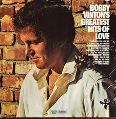 Bobby Vinton / Bobby Vinton's Greatest Hits of Love, LP