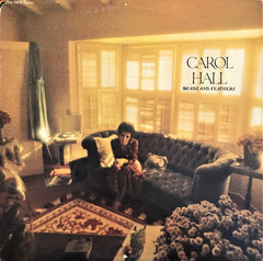 Carol Hall / Beads and Feathers, LP