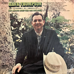 Hank Thomson / You Always Hurt the One You Love, LP