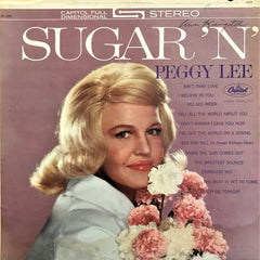 Peggy Lee / Sugar 'n' Spice, LP