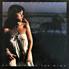 Linda Ronstadt / Hasten Down the Wind, LP