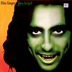 Alice Cooper / Goes to Hell, LP