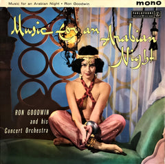 Ron Goodwin  and His Concert Orchestra / Music For An Arabian Night, Uzunçalar