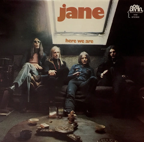 Jane / Here We Are, LP