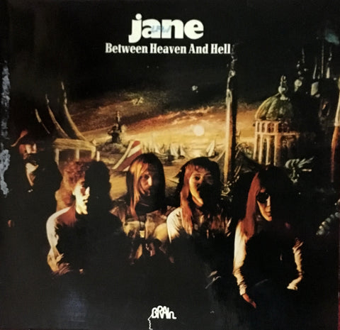 Jane / Between Heaven And Hell, LP