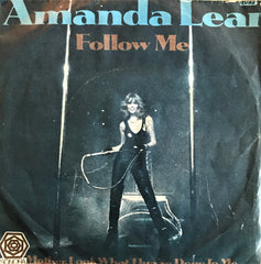 Amanda Lear, Follow Me / Mother, Look What They've Done to Me, 45'lik