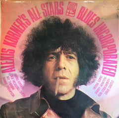 Alexis Korner's All Stars / Blues Incorporated, LP