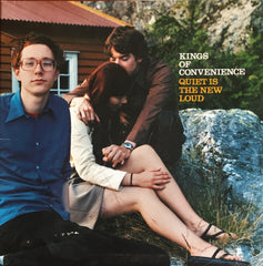 Kings of Convenience / Quiet is the New Loud, LP
