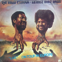 "Billy Cobham & George Duke Band, The / ""Live"" on Tour in Europe, LP, LP"