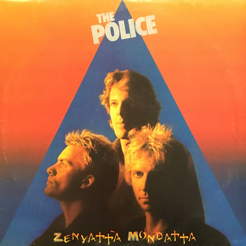 Police, The / Zenyatta Mondatta, LP