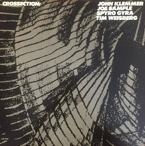 Çeşitli Sanatçılar / Crossaction: John Klemmer, Joe Sample, Spyro Gyra, Tim Weisberg, LP, LP