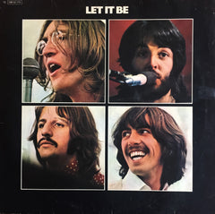 Beatles, The / Let It Be, LP