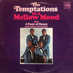 Temptations, The / The Temptations in a Mellow Mood, LP