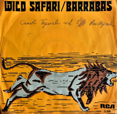 Barrabas, Wild Safari / Rock and Roll Everybody, 45'lik