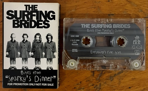 "Surfing Brides, The / Bites From ""Sparky's Dinner"", Kaset"