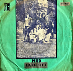 Mud, Tiger Feet / Mr. Bagatelle, 45'lik