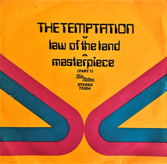 Temptations, The, Law Of The Land / Masterpiece, 45'lik