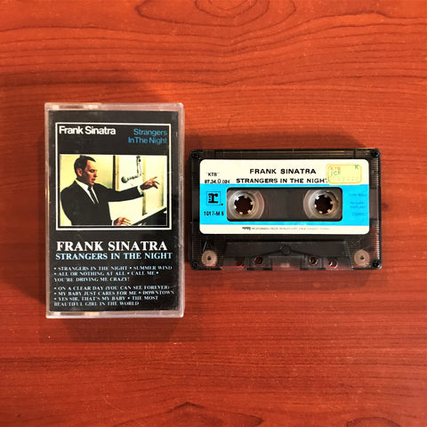 Frank Sinatra / Strangers In The Night, Kaset