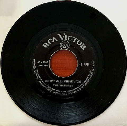 Monkees, The, Stepping Stone / I'm A Believer, 45'lik