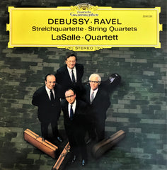 Debussy, Ravel / String Quartets, LP