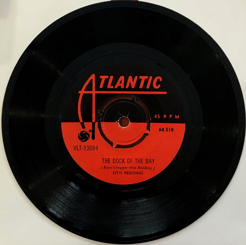 Otis Redding, The Dock of The Bay / Sweet Lorene, 45'lik