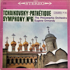 "Tchaikovsky, Ormandy / Symphony Nr. 6 ""Pathetique"", MS 6160, LP"
