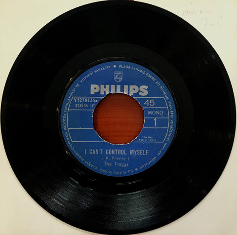 Troggs, The, I Can't Control Myself / Gonna Make You, 45'lik