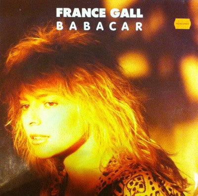 "France Gall, Babacar / C'est Bon Que tu Sois La, 12"" Single"