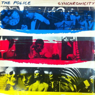 Police, The, Synchronicity, LP