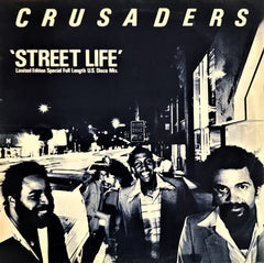 Crusaders / Strret Life, 12'' Single