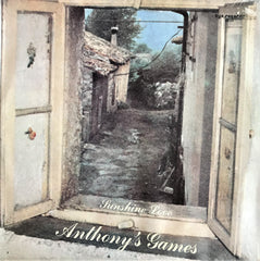 Anthony's Games / Sunshine Love, 12'' Single