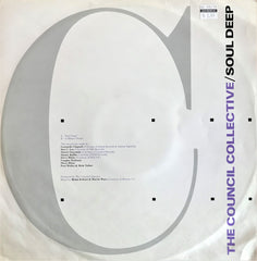 Council Collective, The / Soul Deep, 12'' Single