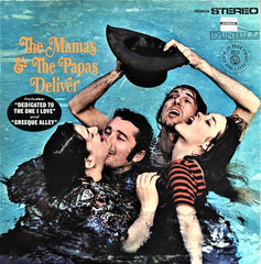 Mamas & The Papas, The / Deliver, LP