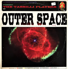 Tassilli Players / Outer Space, LP