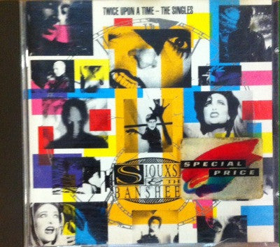 Siouxie & the Banshees / Twice Upon a Time - The Singles, CD
