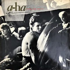 a-ha / Hunting High and Low, LP
