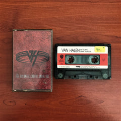 Van Halen / For Unlawful Carnal Knowledge, Kaset