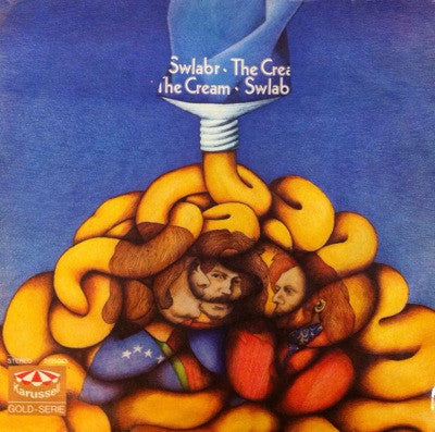 Cream, The / Swlabr, LP
