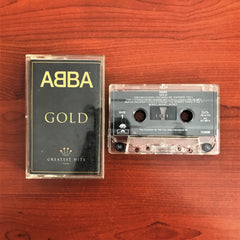 ABBA / Gold Greatest Hits, Kaset