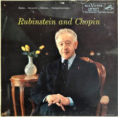 Artur Rubinstein / Chopin, LP