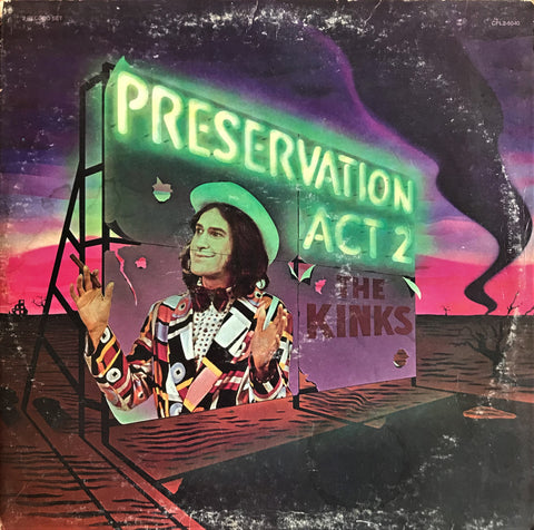 Kinks, The / Preservation Act 2, LP