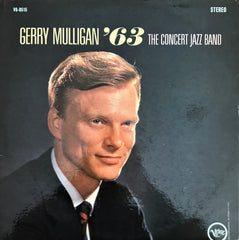 Gerry Mulligan and The Concert Jazz Band / Gerry Mulligan '63, LP
