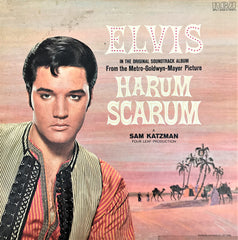 Harum Scarum - Elvis Presley / Original Soundtrack from the Motion Picture, LP