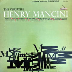 Henry Mancini and His Orchestra / The Versatile Henry Mancini, LP