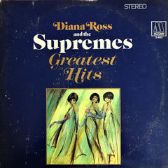Diana Ross and The Supremes / Greatest Hits, LP