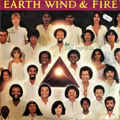 Earth Wind & Fire / Inc... Let Me Talk, LP