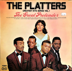 Platters, The / The Great Pretender - Greatest Hits Series Vol.1, LP