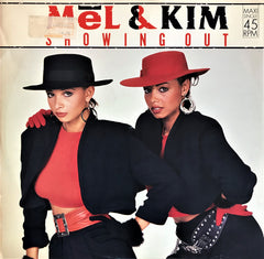 Mel & Kim ‎/ Showing Out, 12'' Maxi Single