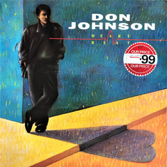 Don Johnson ‎/ Heartbeat, LP